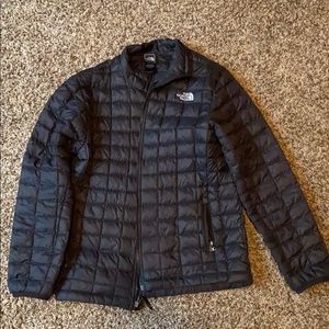 Kid's Large North Face Winter Coat Large (14-16)